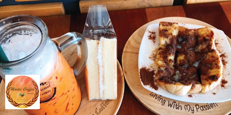 มาดิ้ คอฟฟี่ หัวหิน  Madii Coffee Huahin