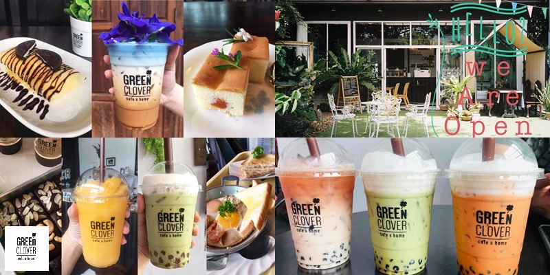 Green Clover Cafe & Home