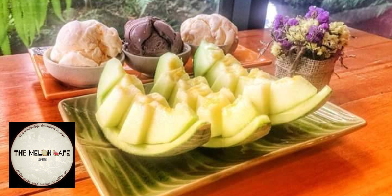 The melon cafe lopburi