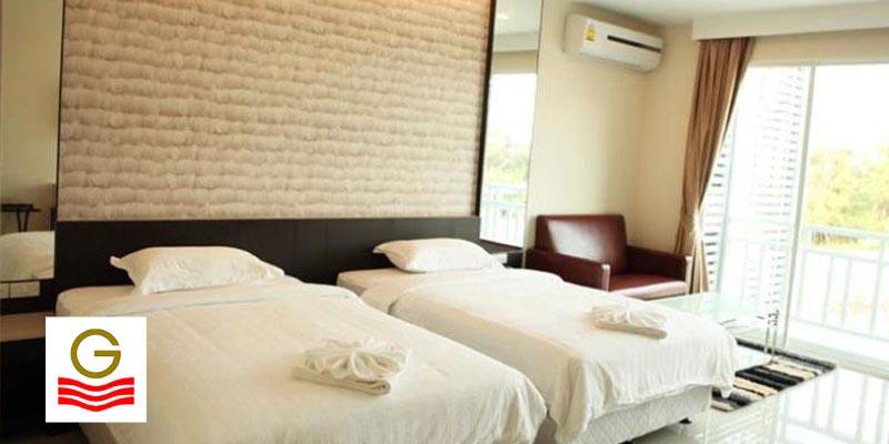 โรงแรมโกลเด้น ซิตี้ระยอง