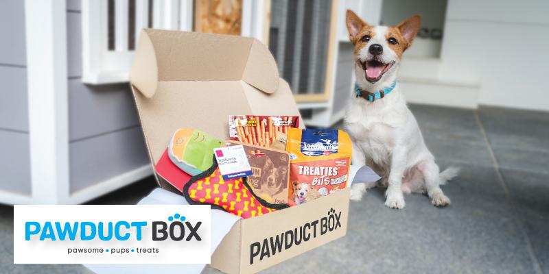 Pawduct Box