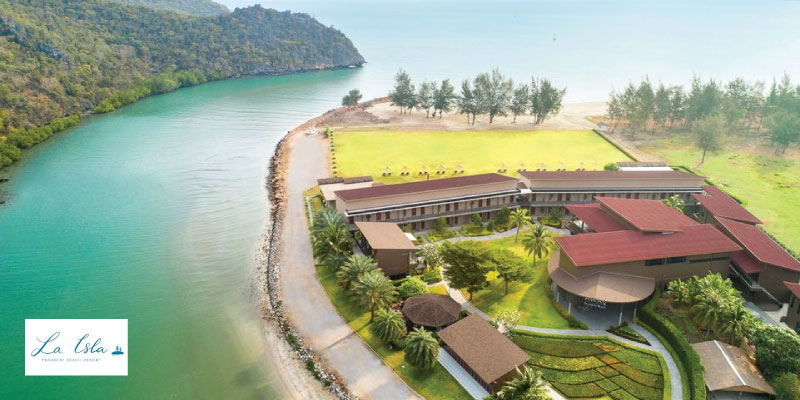 La Isla Pranburi Beach Resort