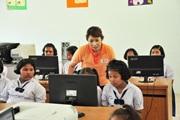 ทรีบรอดแบนด์จังหวัดพัทลุง จัดกิจกรรม 3BB CSR มอบบรอดแบนด์อินเทอร์เน็ต เพื่อการศึกษาฟรีโรงเรียนวัดทุ่งยาว
