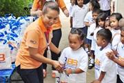 ทรีบรอดแบนด์จังหวัดกระบี่ จัดกิจกรรม 3BB CSR มอบบรอดแบนด์อินเทอร์เน็ต เพื่อการศึกษาฟรีโรงเรียนบ้านไสโป๊ะ