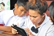 ทรีบรอดแบนด์สุโขทัย จัดกิจกรรม 3BB CSR   มอบบรอดแบนด์อินเทอร์เน็ต เพื่อการศึกษาฟรีโรงเรียนบ้านขวาง