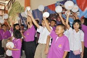 ทรีบรอดแบนด์จังหวัดเชียงราย จัดกิจกรรม 3BB CSR มอบบรอดแบนด์อินเทอร์เน็ต เพื่อการศึกษาฟรีให้แก่โรงเรียนบ้านโคกแมงเงา จังหวัดหนองคาย