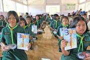3BB  จังหวัดสงขลา จัดกิจกรรมภายใต้โครงการ บรอดแบนด์อินเทอร์เน็ต เพื่อการศึกษาฟรี ให้กับนักเรียนโรงเรียนบ้านหน้าวัดโพธิ์