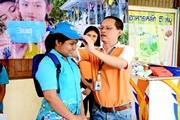 3BB จัดกิจกรรม CSR โรงเรียนวัดบ้านอิฐ จังหวัดอ่างทอง