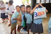 3BB จัดกิจกรรม CSR ให้กับโรงเรียนบ้านฟากนา จังหวัดเลย