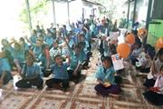 3BB จัดกิจกรรม CSR ให้กับโรงเรียนปางไฮ จังหวัดเชียงใหม่