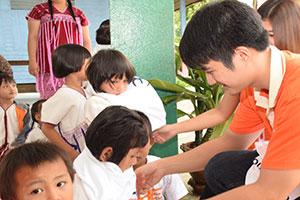 โครงการบรอดแบนด์อินเทอร์เน็ต เพื่อการศึกษาฟรี โรงเรียนบ้านป่าไร่เหนือ อำเภอแม่ระมาด จังหวัดตาก