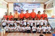 โครงการบรอดแบนด์อินเทอร์เน็ต เพื่อการศึกษาฟรี โรงเรียนวัดโพธิ์ศรีสุขาราม จ.กาญจนบุรี