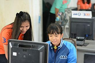 โครงการบรอดแบนด์อินเทอร์เน็ต เพื่อการศึกษาฟรี โรงเรียนเนินพะเนาว์วิทยา อ.เมือง จ.หนองคาย