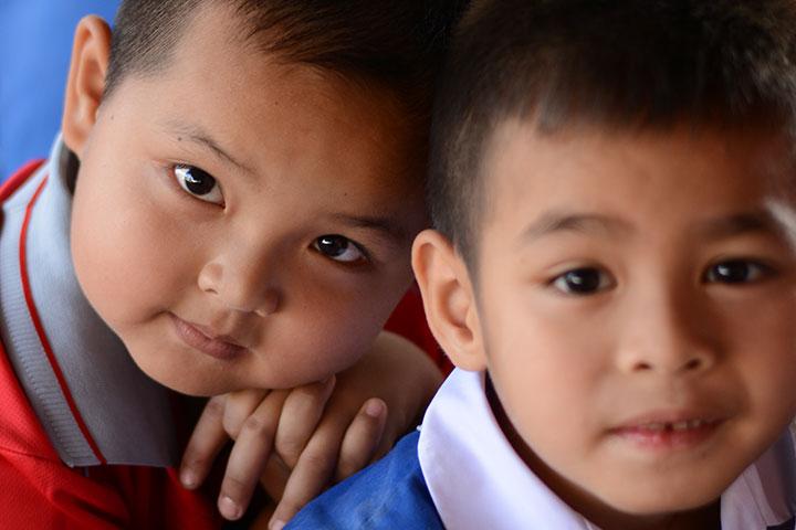 โครงการบรอดแบนด์อินเทอร์เน็ต เพื่อการศึกษาฟรี โรงเรียนบ้านปงแม่ลอบ อ.แม่ทา จ.ลำพูน
