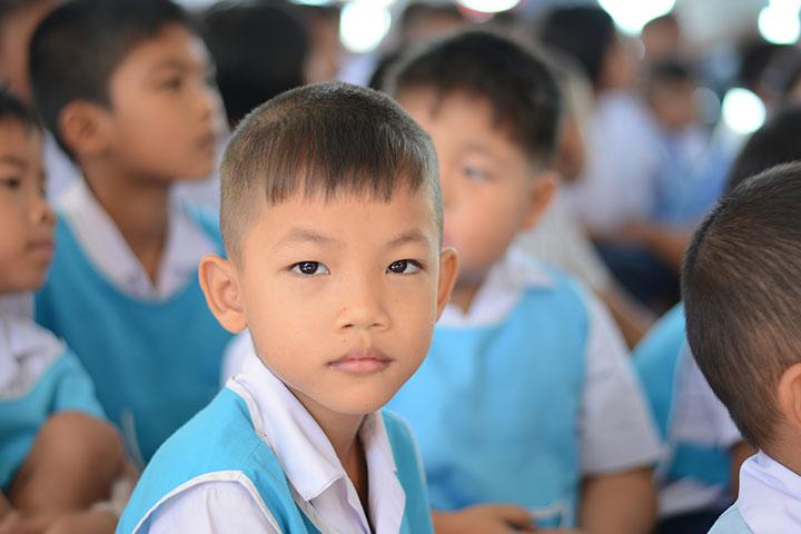 โครงการบรอดแบนด์อินเทอร์เน็ต เพื่อการศึกษาฟรี โรงเรียนบ้านตะกรบ อ.ไชยา จ.สุราษฏร์ธานี