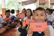 3BB จังหวัดสงขลา เข้าทำกิจกรรม CSR To School ณ โรงเรียนวัดทุ่งฆ้อโฆสิตาราม